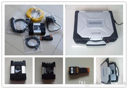 Wholesale Ista Software - For bmw diagnostic tool icom next with ista d ista p expert mode 500gb hdd with laptop toughbook cf30 full set