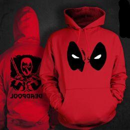 Hoodie Jacket Promotion Deadpool 2019 Vente xfgqwawX