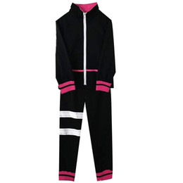 Pantaloni cosplay naruto online-Costume di Naruto Cosplay Uzumaki Boruto Costume Coat Suit Outfit