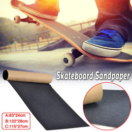 f4e13aad59a 2018 New Skateboard Sandpaper Anti-Slip Cloth Four-Wheel Skateboard  Wear-Resistant Sand Large-Sand Sandpaper