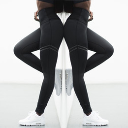 2b6ac39721dfc Sexy Shaping Hip Up Yoga Pants Women Running Tights Workout Gym Leggings  Slim High Waist Sports Leggings Fitness Sport Pants discount shape tights