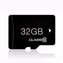 micro sd для мобильных телефонов Скидка Реальная емкость 32 ГБ Micro SD карта класса 10 памяти SDHC TF карта памяти с адаптером для мобильных телефонов MP3 / 4-плеер планшетный ПК u330