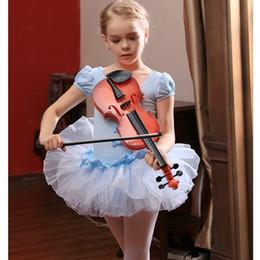 2019 tanzmatte tanzen (10 Sätze-Top suitPant) Tänzer kurze Ärmel Sommer Ballett Tänze chinesische Tanzmatten Kinderuntersuchung Praxis Rock tragen günstig tanzmatte tanzen