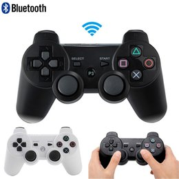 Wholesale Playstation Controller For Pc - Gamepad Wireless Bluetooth Remote Game Console Controller joystick For Playstation PS3 pc pc360 Control