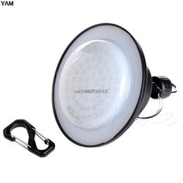 Wholesale Night Umbrella - Outdoor Camping Light 60 LED Portable Tent Umbrella Night Lamp Hiking Lantern