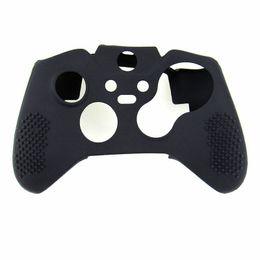 xbox un controlador cubre Rebajas venta caliente Protectores suaves de silicona antideslizante flexible Protector de la cubierta de la caja protectora de la piel para Xbox One Controller Funda de silicona Xbox one Elite +