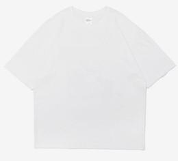 Canada X * INF Vêtements pour hommes | 2018 printemps et été un nouvel univers explosif faisant de la société un t-shirt à manches courtes pour hommes de la marque marée oversize Offre