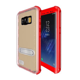Caja impermeable del redpepper para la galaxia de samsung online-Redpepper a prueba de agua para Samsung Galaxy S8 S8 PLUS S7 Edge S6 IP68 Caja de teléfono móvil a prueba de agua de pimiento rojo Funda a prueba de golpes 8Colors