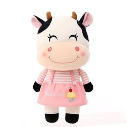 пары куклы Скидка кукла корова плюшевые игрушки пара креативный подарок детский день кукла doll2111