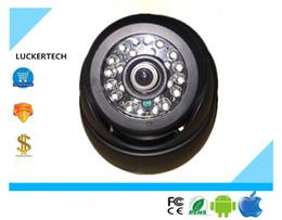Wholesale Indoor Dome Camera Audio - Luckertech 720P 960P 1080P 1.0 1.3 2.0 Mega Pixel 24PCS IR Leds ONVIF Indoor IR-CUT P2P IP Dome POE Audio Camera with radiator