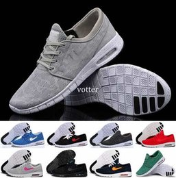 Wholesale High Fashion Shoes For Women - Fashion SB Stefan Janoski Shoes Running Shoes For Women Men,High Quality Athletic Sports Trainers Sneakers Shoe Size Eur 36-45 Free Shipping