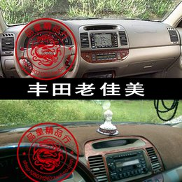 accessories camry Promo Codes - for camry xv30 Daihatsu Altis 2001 2002 2003 2004 2005 2006 dashmats car-styling accessories dashboard cover