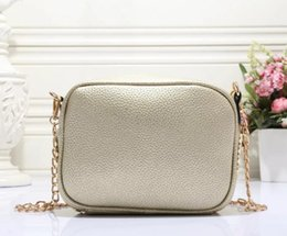 2019 paquete pequeño para el envío Envío gratis 2018 nuevo Messenger Bag bolsos de diseño 2018 nuevo Medium rBag Mini bolso de cadena de moda mujeres estrella favorita perfecto pequeño paquete paquete pequeño para el envío baratos