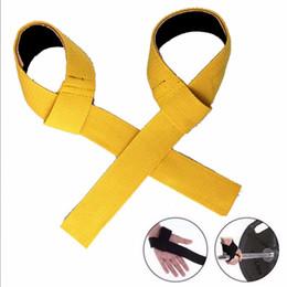 Cinturón de apoyo online-2 piezas Levantamiento de pesas Mano Pad Envolturas de muñeca Correas Guantes para mujeres Soporte de gimnasio Cinturón de levantamiento de pesas Entrenamiento Peso de la aptitud