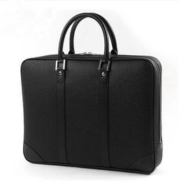 "Wholesale nylon laptop bags - new arrival fashion designer 15.6 ""laptop bag cross body shoulder notebook business briefcase computer bag with men Messenger bag 53361"