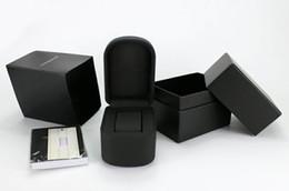 2018 люксовый бренд часы коробки роскошные черные кожаные часы коробки повседневная мода часы Box мужчины и женщины часы подарочная коробка Бесплатная доставка от Поставщики женские наручные часы