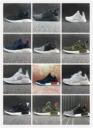 Wholesale Comfortable Sports Shoes - NMD RUNNER XR1Classic PK Boost, Men Women Running Shoes Breathable Comfortable Sneaker,Soft Durabilit High Quality Stiate Sports Shoes 36-45