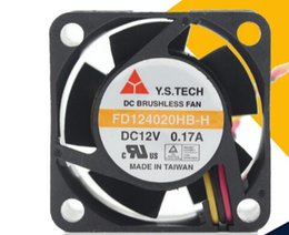 zyvpee 120x120x25mm FD481225HB 12cm 48V 120mm 0.17A 3Wire 12025 case Fan