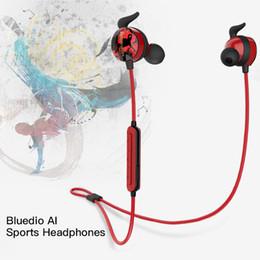 хорошие спортивные наушники Скидка AI Sports Bluetooth-гарнитура / Наушники-вкладыши для наушников-вкладыши Встроенный микрофон для пот-стойки Хороший басовый вкладыш