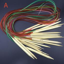 пошив пуговиц на хэллоуин Скидка 100см длинные круговые спицы 2.0 мм,2.5 2.75 3 3.25 3.5 -10.0 мм гладкая поверхность бамбуковые спицы крючки для вязания