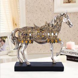figurine a cavallo Sconti 28,5 centimetri (11,4