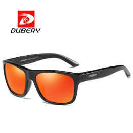 12a9d80c946 DUBERY Brand Luxury Sunglasses Men Sport Polarized Sun Glasses For Men  Coating Driving Shades Male Goggle Lentes De Sol Hombre inexpensive lentes  sol hombre