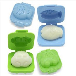 Wholesale Rice Cake Moulds - Boiled Egg Sushi Rice Mould Bento Maker Sandwich Cutter Moon Cake Decorating Decoration