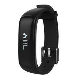freie schrittzähler Rabatt P1 Smartband Blutdruckmessgerät Smart Band Schrittzähler Aktivität Tracker Pulsmesser Armband Fitness Armband für Telefon Freies Verschiffen