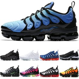 save off 2b34e c1788 air vapormax shoes Rabatt Nike Air Vapormax TN PLUS Neueste TN Plus Männer  Frauen Laufschuhe Hyper