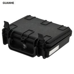 Wholesale Hard Drive Storage Boxes - GUANHE 3.5 inch SATA HDD Hard Drive External Protection Storage Case Box Portable Water\Dust\Shock-proof