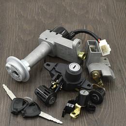 Wholesale Full Door Locks - Motorcycle Lock AN125T-2 HJ125T-2 Anti-theft Locks, The New Sets of Locks, Door Locks Accessories, The Full Range