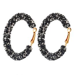 7cb66d14aff02 2019 18K Gold 1CT 6.5MM D Color Moissanite Earrings For Women M 0.11 ...
