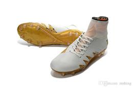Wholesale Footbal Boots - Neymar JR Soccer Cleats Mercurial Superfly FG CR7 Magista Obra Soccer Shoes Cristiano Ronaldo Cleats Neymar Footbal Shoes Soccer Boots