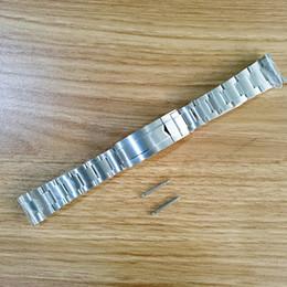 Фабричные ремни онлайн-N Factory Produce Наилучшее качество Ремешок для часов Подходит для оригинальных часов ROLEX SUB Ремешок из нержавеющей стали 316 Ремешок для часов