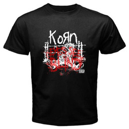 Canada Nouveau KORN * Eyes See Blind Alternative Rock Band Tee shirt Homme noir taille S à 3XL Offre