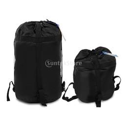 Wholesale Compression Bag Camping - Lightweight Compressed Bag Compression Stuff Sack Outdoor Camping Oxford Bag