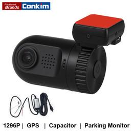 2019 проволока для мини-кулачков Оптовая мини 0805P камера автомобиля Full HD 1296P тире камерой ADAS LDWS Pro конденсатор вождения рекордер авто регистратор парковка жесткий провод Ки скидка проволока для мини-кулачков