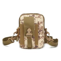 Sac à bandoulière d'assaut tactique en Ligne-Sac à bandoulière tactique militaire Oxford à l'extérieur Camping Randonnée Molle Assault Bag Pack