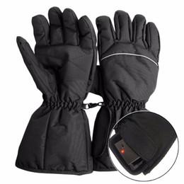 Wasserdichte beheizte Handschuhe Batteriebetrieben für Motorrad-Jagd-Winter-Wärmer von Fabrikanten