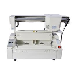 Máquina de encuadernación online-1pc máquina de encuadernación de libro de pegamento máquina de encuadernación de libro de pegamento máquina de encuadernación de libro de libro de fusión en caliente