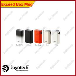 Joyetech Exceed Box Mod avec kit de démarrage pour réservoir Exceed D22C 3000mAh, batterie intégrée Joyetech Cigarette électronique Kit complet Exceed ? partir de fabricateur