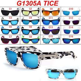 Wholesale Hot Ken - HOT Tice Sports Riding Shade Sunglasses KEN BLOCK Brand Designer Sunglasses Men Women BEST Quality Outdoor Sport Sun Glasses UV Sunglasses