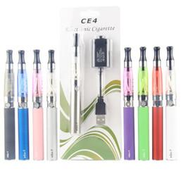 streben starter kits Rabatt CE4 Ego-Starter-Kit CE4 Elektronische Zigarette Blister-Kits und 650mAh 900mAh 1100mAh EGO-T Batterie Blister-Etui Clearomizer E-Zigarette