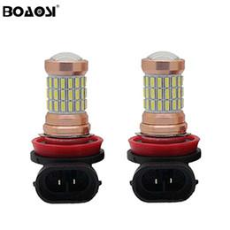 2019 automobil-led-scheinwerfer LED Auto Nebelscheinwerfer H11 H8 Lichter Lampe DRL Vechicle Automotive Scheinwerfer Beleuchtung Running Fahrer Licht LED günstig automobil-led-scheinwerfer