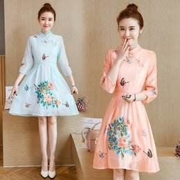 42b23f863d9 2018 summer sexy chinese traditional wedding dress qipao red long cheongsam  dress women elegant sweet hallow out lace