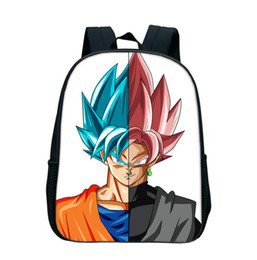 6c7649e5fe0b Anime Dragon Ball Z 3D Print Backpack For Children Boys Girls Bag Best Gift  N05