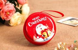 monedero al por mayor decoraciones Rebajas Caja de regalo de Navidad decoraciones regalos regalos caja creativa del niño juguetes colgantes de Navidad Papá Noel del árbol Monedero mayor el envío libre