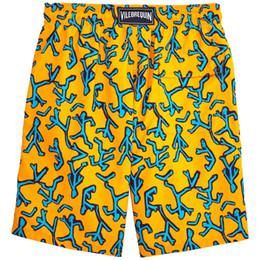b54e602caa6ab Summer board shorts cartoon pattern loose swimwear men swimming trunks sweat  sexy swimsuits mens bermudas beach surf gym