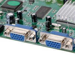 Jeu d'arcade RVB / CGA / EGA / YUV à la carte d'adaptateur de convertisseur vidéo VGA HD double GBS-8220 ? partir de fabricateur