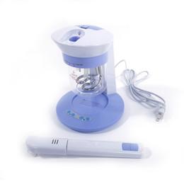 beauté spa usine en gros portable équipement ménager du visage beauté aroma thérapie ozone facial steamer livraison gratuite USA ? partir de fabricateur